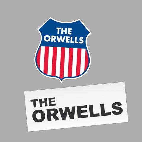 The Orwells Stickers