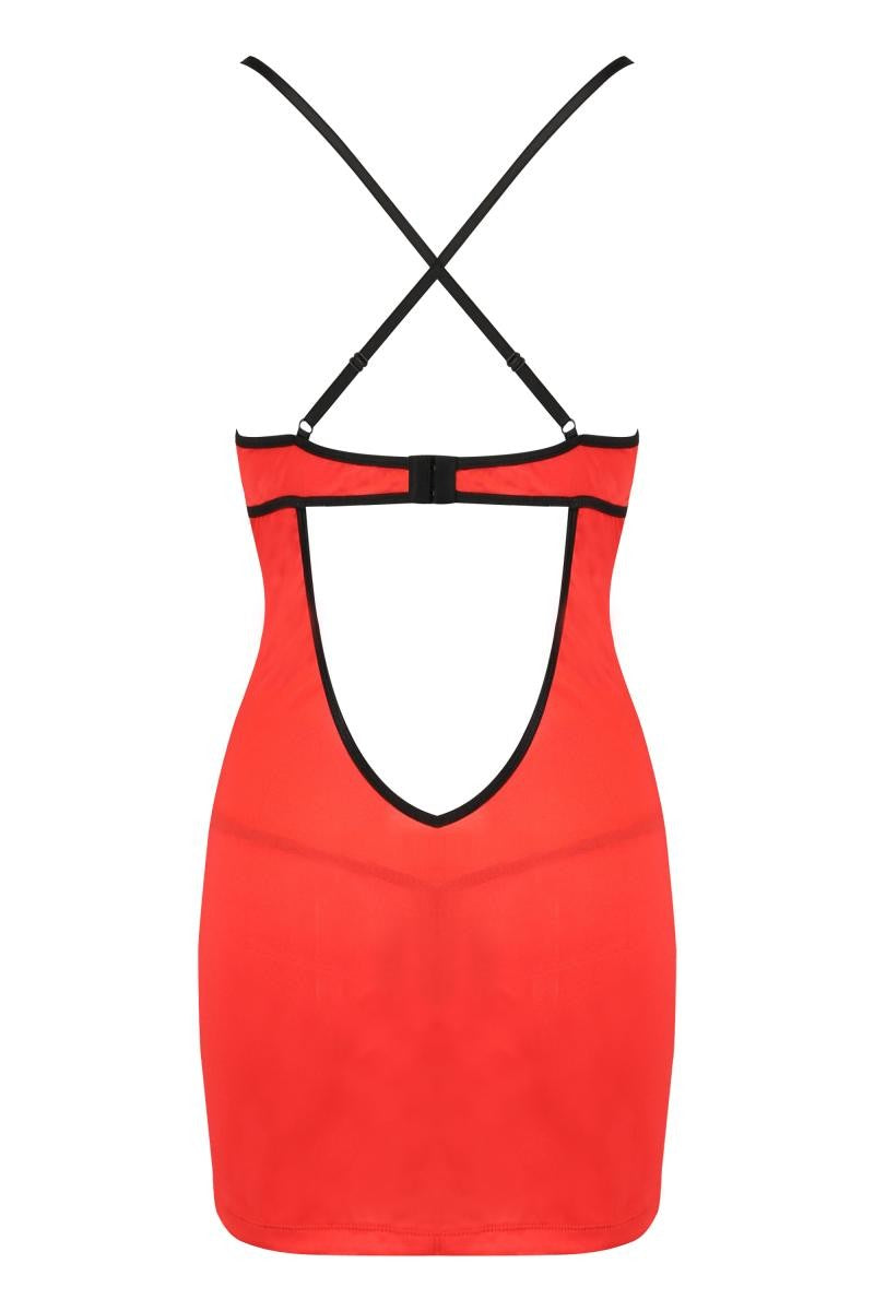 rotes Chemise PA595318