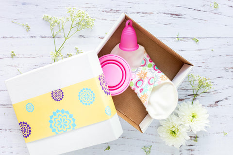 menstrual cup eco friendly products moon cup reusable MENSTRUAL pads