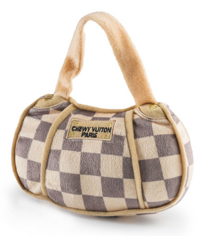 CHECKER CHEWY VUITON HANDBAG