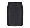Fria leather skirt