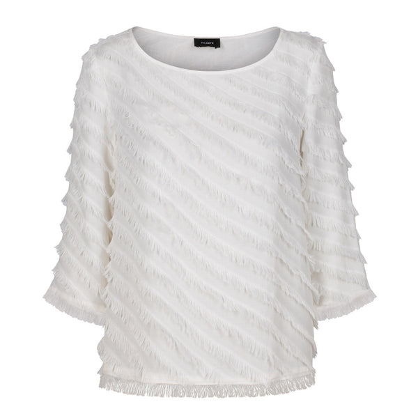 Effect top white