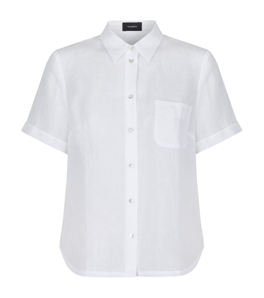 Flo shirt white