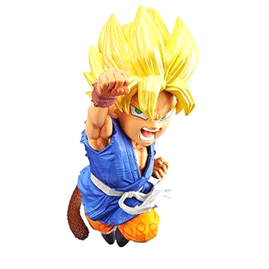 Banpresto Dragon Ball GT Wrath Of The Dragon Son Goku SSJ Statue - NEXTLEVELUK