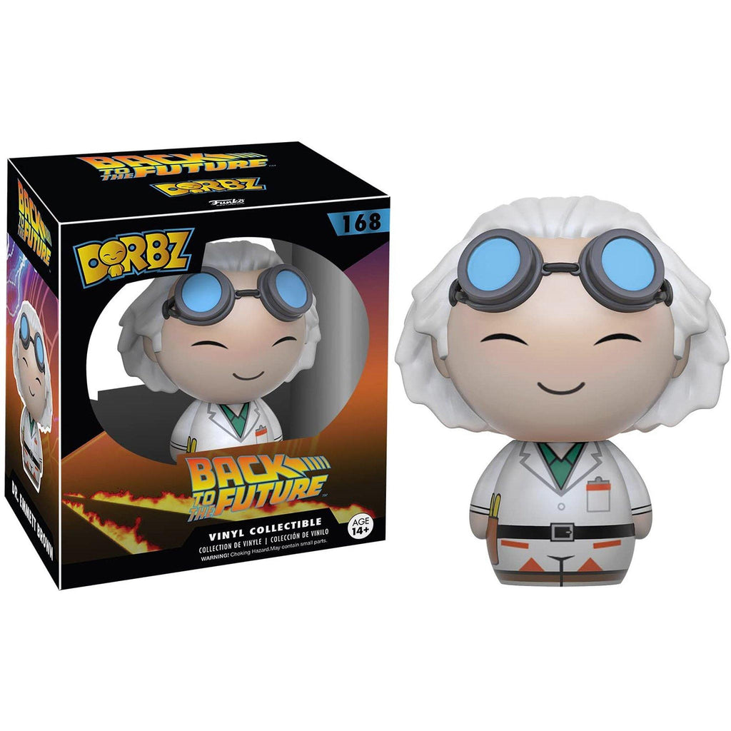 Dorbz Back To The Future Dr Emmett Brown