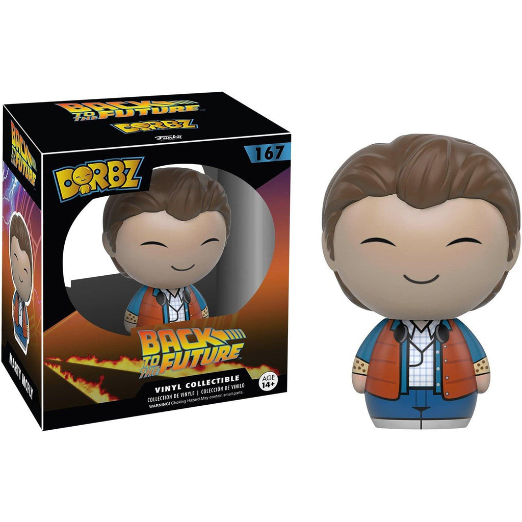Dorbz Back To The Future Marty McFly