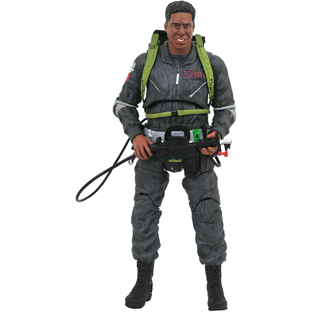 Ghostbusters 2 Select Series 8 Winston Figure - NEXTLEVELUK