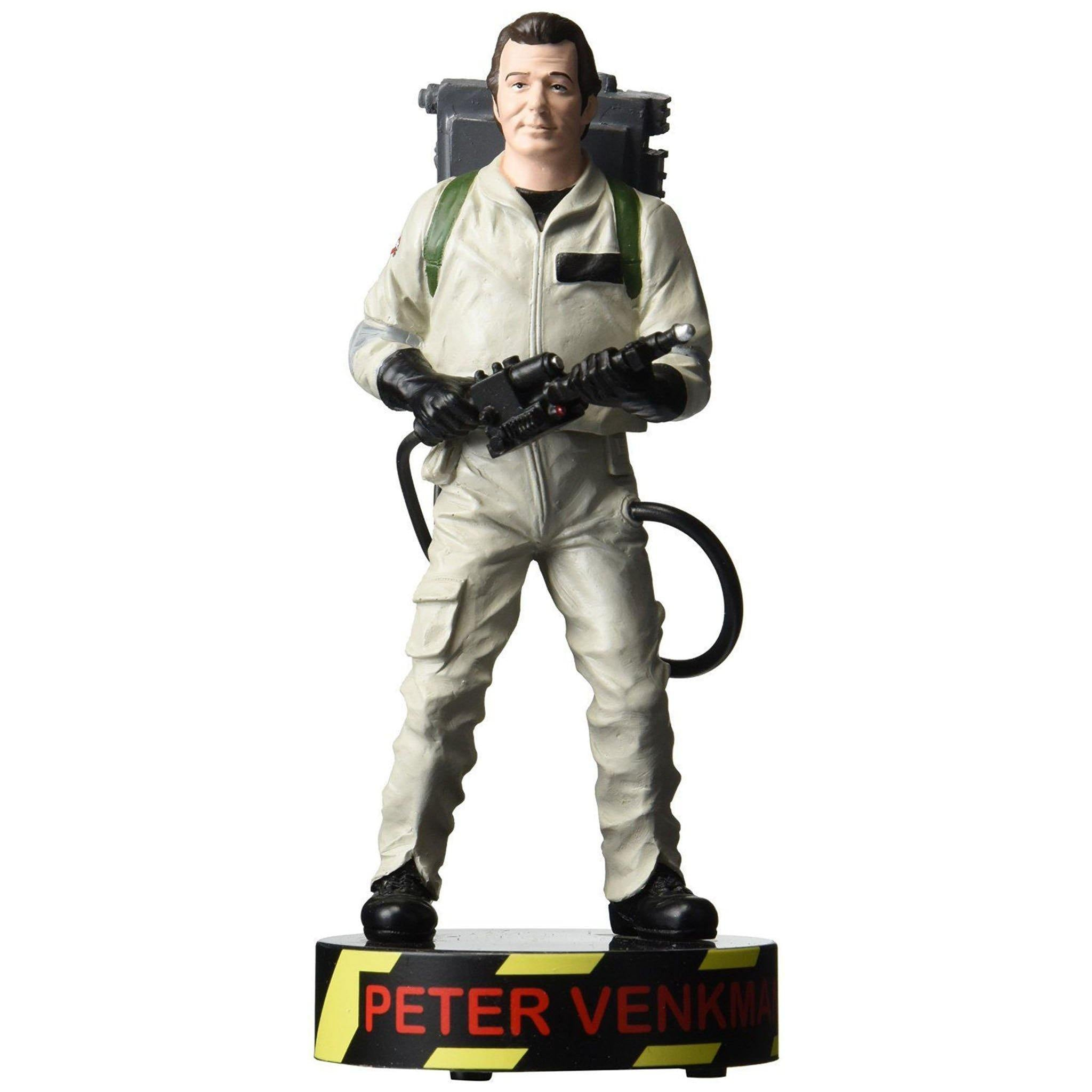 Ghostbusters Peter Venkman Motion Statue By Factory Entertainment - NEXTLEVELUK