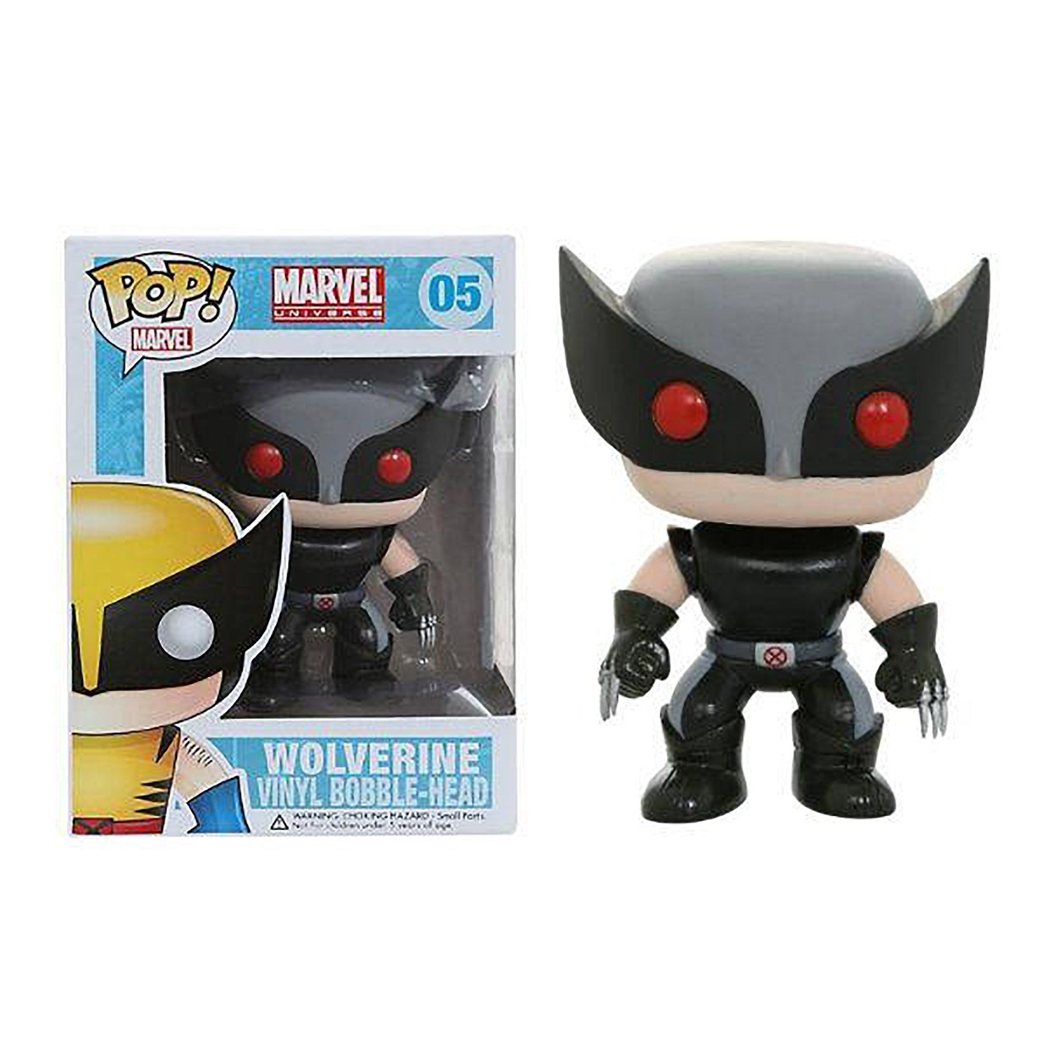 Marvel Wolverine X-Force Funko Pop! Vinyl - NEXTLEVELUK