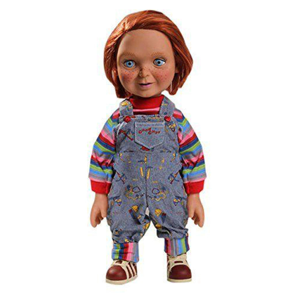 Mezco Child's Play Good Guys Chucky Talking Doll - NEXTLEVELUK