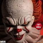 Mezco IT Pennywise Roto Soft Body Doll - NEXTLEVELUK
