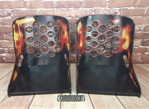 Fire Patina Seats
