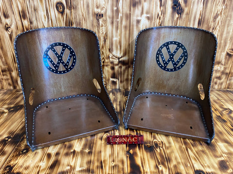 Rusty VW Seats