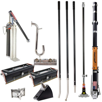 King Taper Drywall Master Full Set
