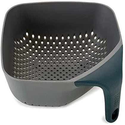Joseph Joseph Square Colander, Medium - Grey