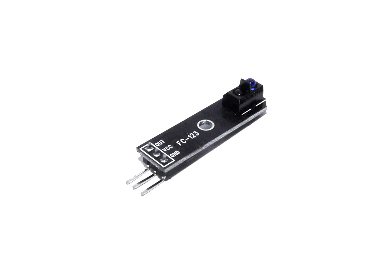 White/Black Line Detector Module FC-123 Following Robot Pi