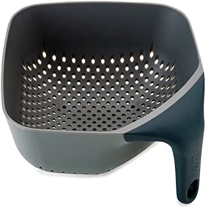 Joseph Joseph Square Colander, Small - Grey