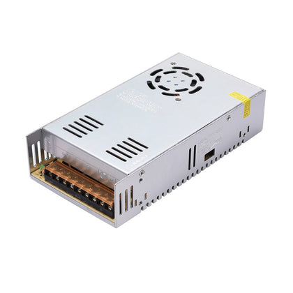 DC 12V 30A 360W Universal Regulated Switching Power Supply for 3D Printer, CCTV, Radio, LED Strip Lights, Computer Project