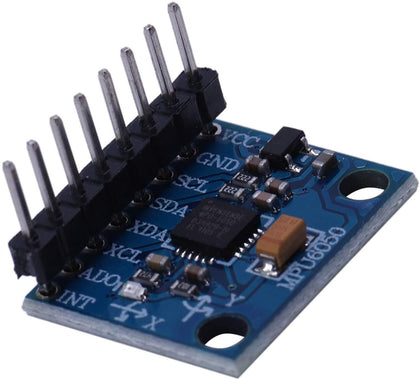 GY-521 MPU-6050 Module 3 Axis Gyroscope+ 3 Axis Accelerometer
