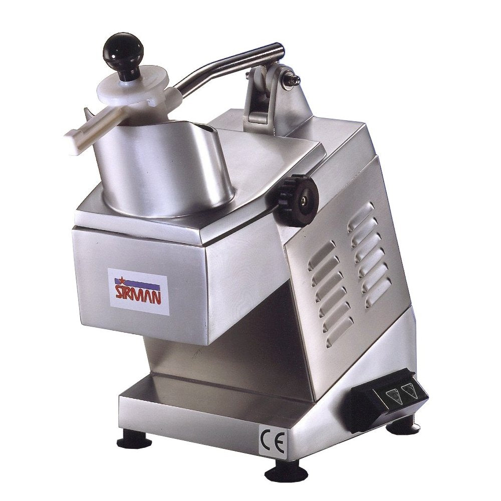 Sirman Commercial Electric Vegetable Processor with 4 Discs, 515 W