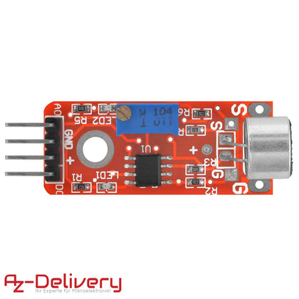 High Sensitivity Sound Detection Big Microphone Module for Arduino