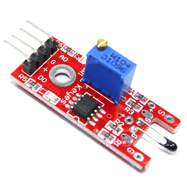Digital Temperature Sensor for Arduino