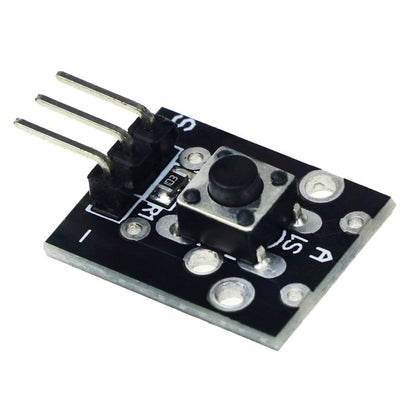 Momentary Tactile Push Button Module DC 5V Switch