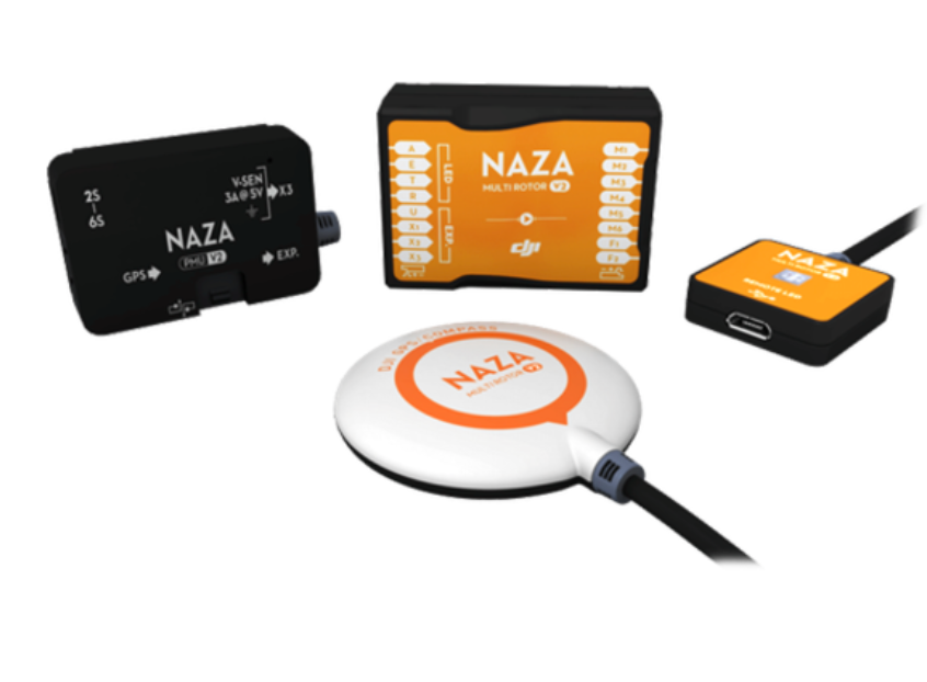 DJI NAZA-M V2 Full Set