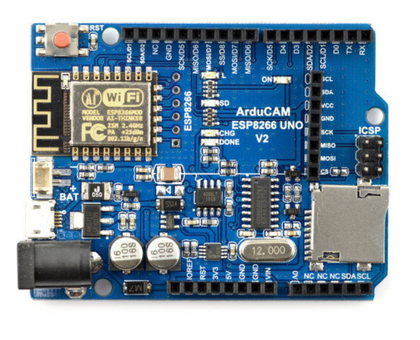 ArduCam ESP8266-12E WiFi IoT - compatible with Arduino
