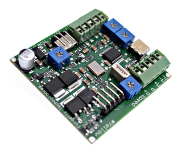 Linear Actuator Control Board