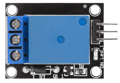 Relay 5V KY-019 Module High-Level-Trigger Compatible with Arduino