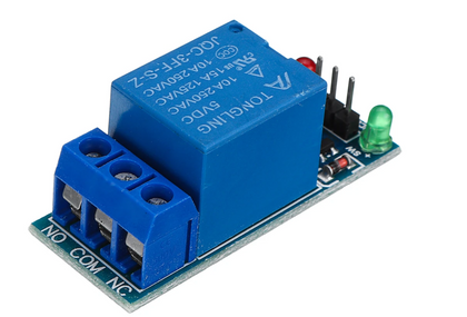 5V - 1 Channel Relay Module Optocoupler For PIC AVR DSP ARM DSP