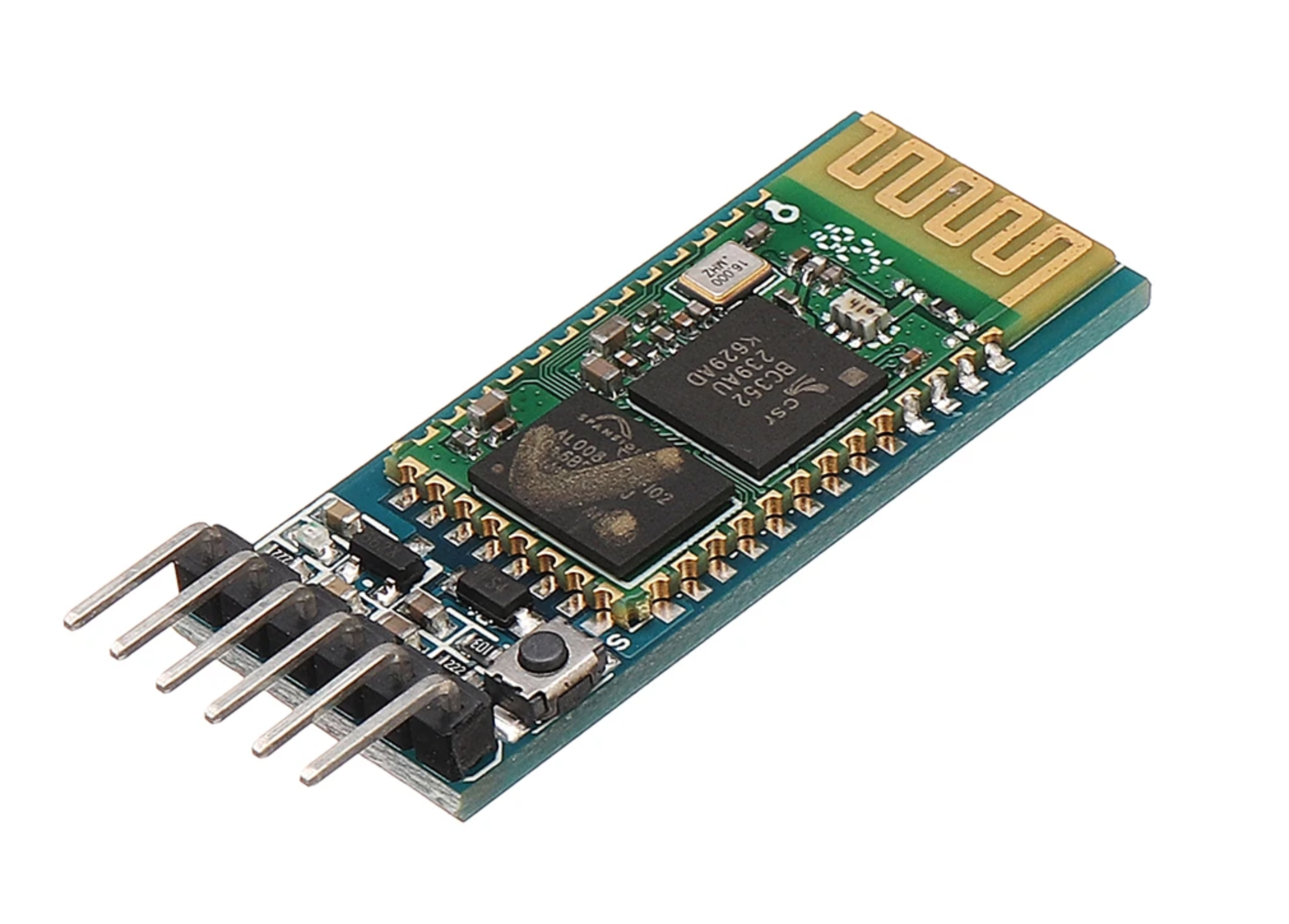 Geekcreit® HC-05 Wireless bluetooth Serial Transceiver Module Slave And Master Geekcreit for Arduino - products that work with official Arduino boards