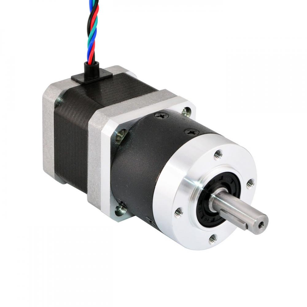 Gear ratio 4:1 Planetary Gearbox stepper motor Nema 23 2.8A