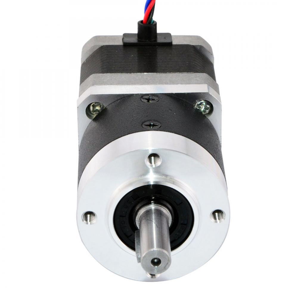 NEMA 17 STEPPER MOTOR L-39MM GEAR RATIO 5:1 HIGH PRECISION PLANETARY GEARBOX