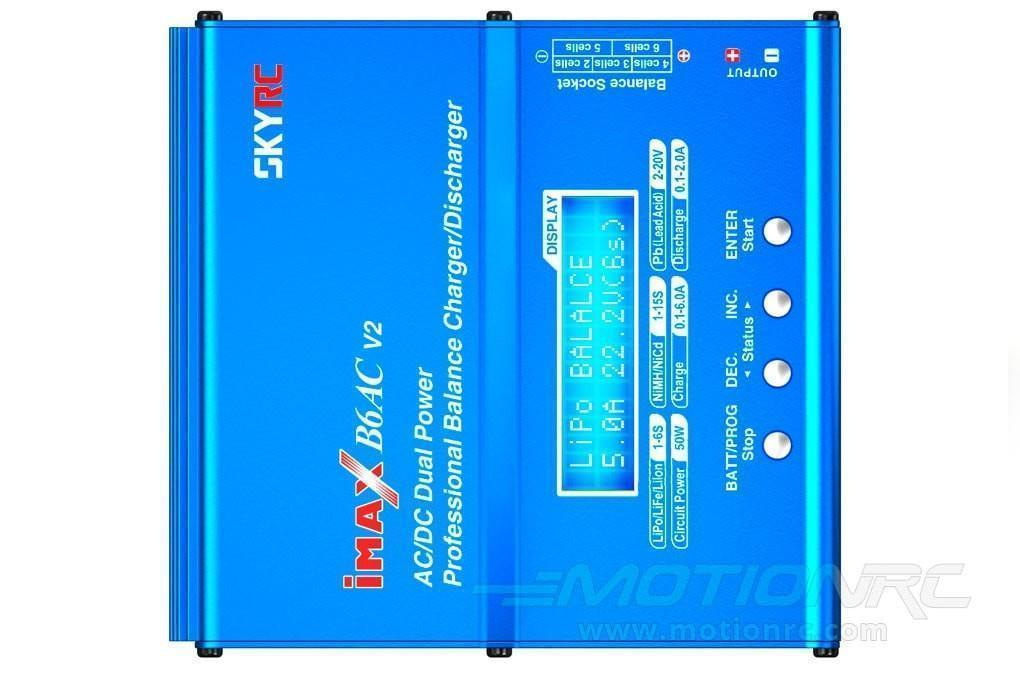 SkyRC B6AC V2 50W 6 Cell (6S) AC/DC LiPo Battery Charger