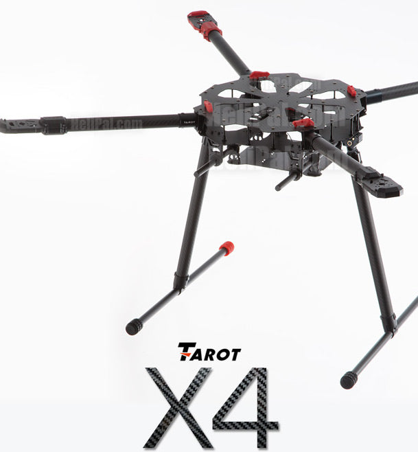 Tarot X4 Quadcopter Ready to Fly with DHI N3AG Flight Controller and Datalink3 DJI Remote Controller