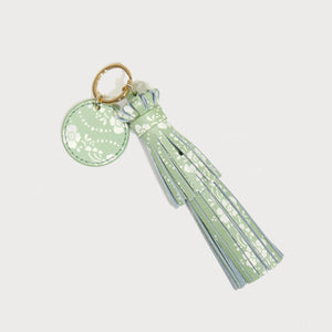 The Tassel Key Ring x Julia Berolzheimer