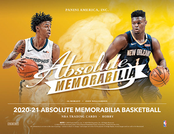 2020-21 Panini Absolute Basketball