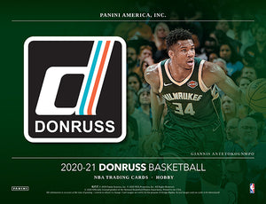2020-21 Panini Donruss Basketball