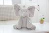 Peek A Boo Elephant (Gund Flappy The Elephant)