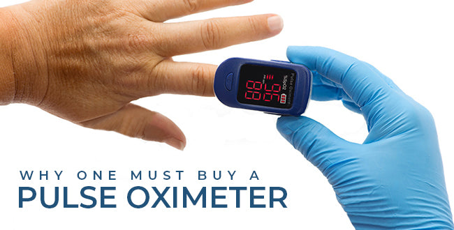 Why One Must Buy A Pulse Oximeter- Application And Benefits