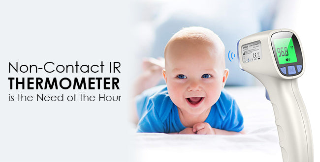 Non-Contact IR Thermometer Is The Need Of The Hour