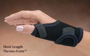 Northcoast 50735-04 Thermo-Form Thumb Support