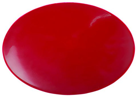 "Dycem Coaster 5 1/2"" Red"