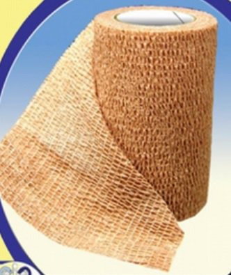 "Cohesive Bandage Brace Yourself for Action 2""x5Yd Closure NonSterile (1 Ea)"