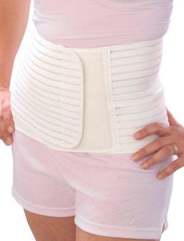 Loving Comfort Postpartum Support White