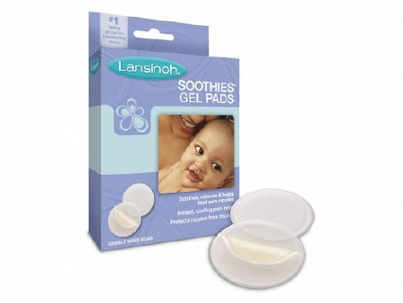 Nursing Pad Lansinoh Soothies Gel Reusable (Box of 2)