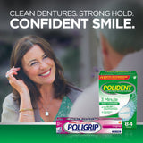Denture Adhesive Super Poligrip Original Cream 2.4 oz. (1 Each)