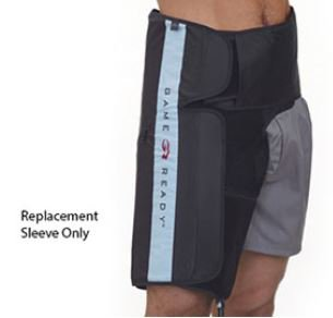 "Replacement Hip / Groin Sleeve Game Ready Additional Sleeve Up To 72"" (1 Each)"